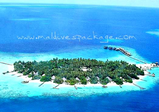 Nika Island Resort Male Office