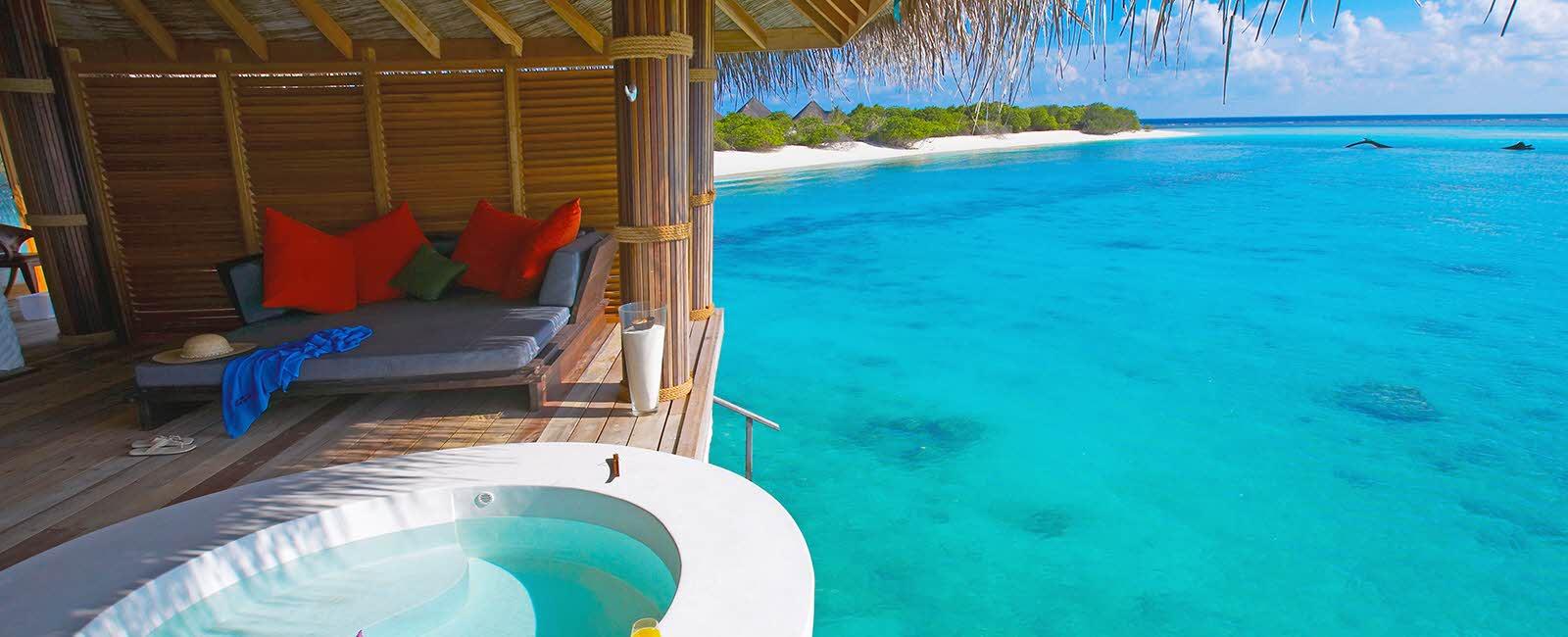 Hideaway Beach Spa Resort Www Maldivekage